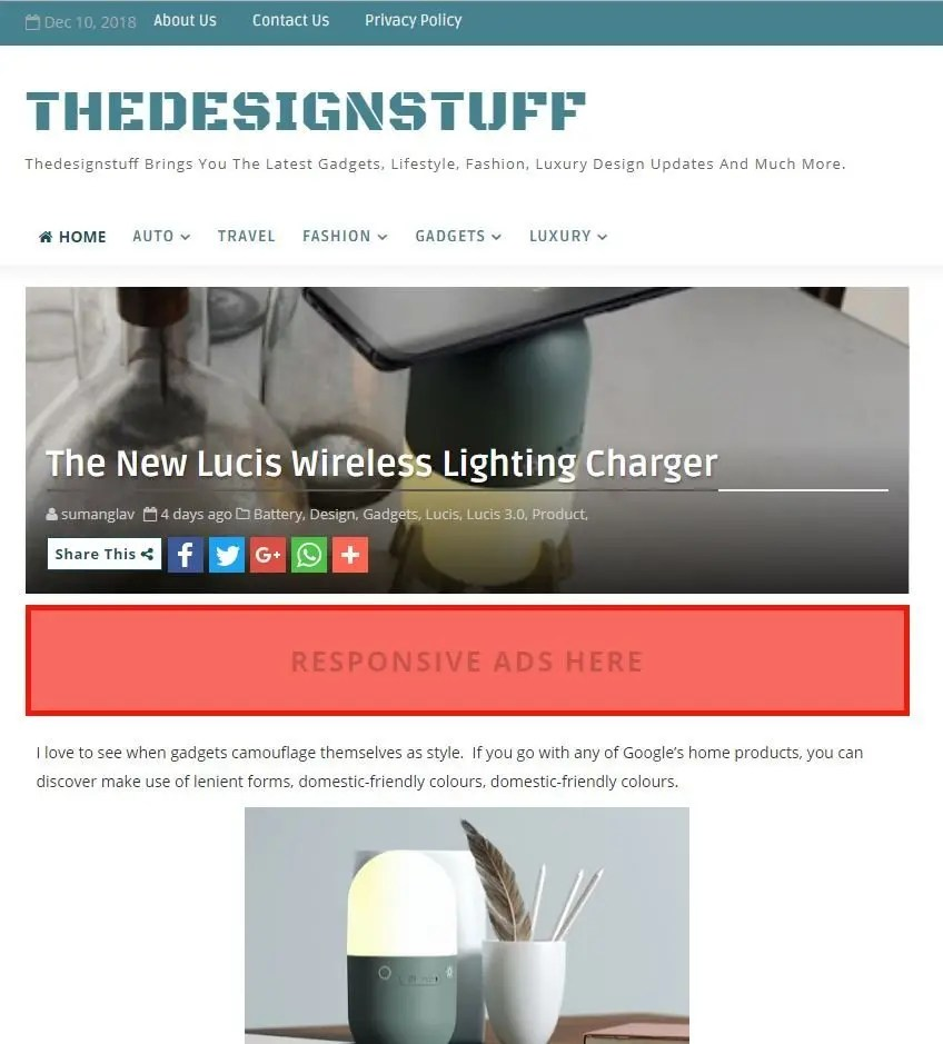 Design Verlichting Outlet Online Lucis On Thedesignstuff