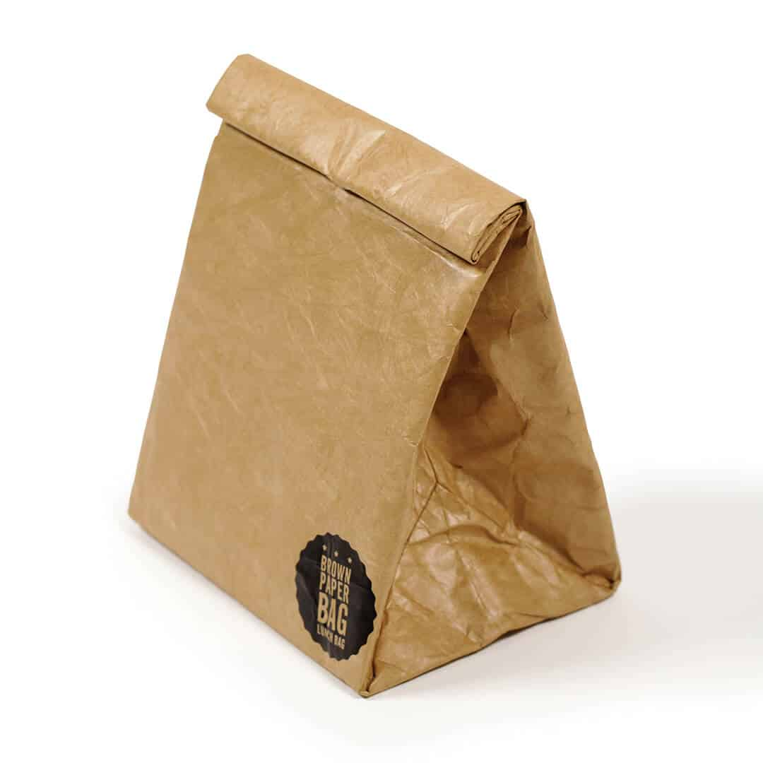 Brown Paper Bags With Handles Kmart Brown Paper Lunch Bag
