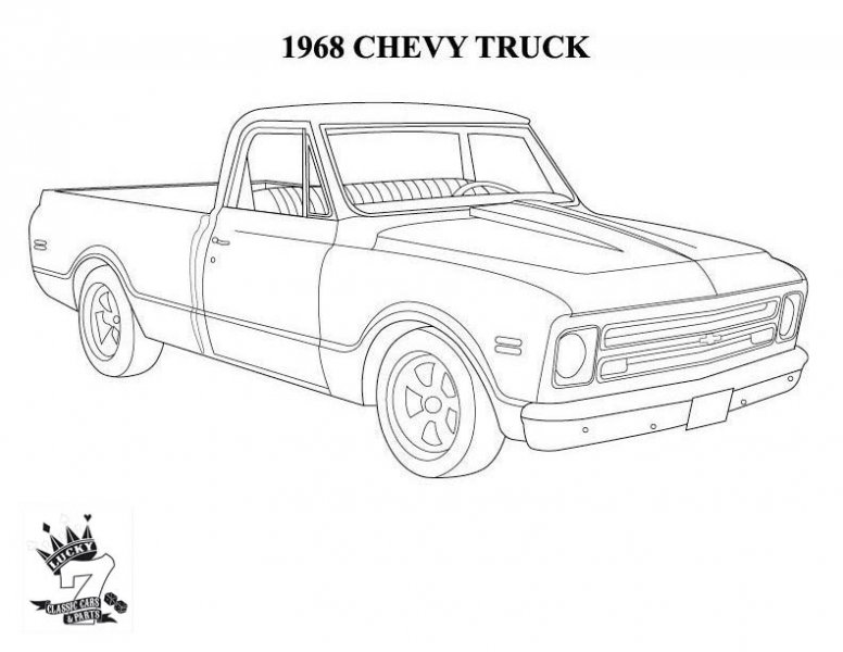 1967 gmc pickup ledningsdiagram