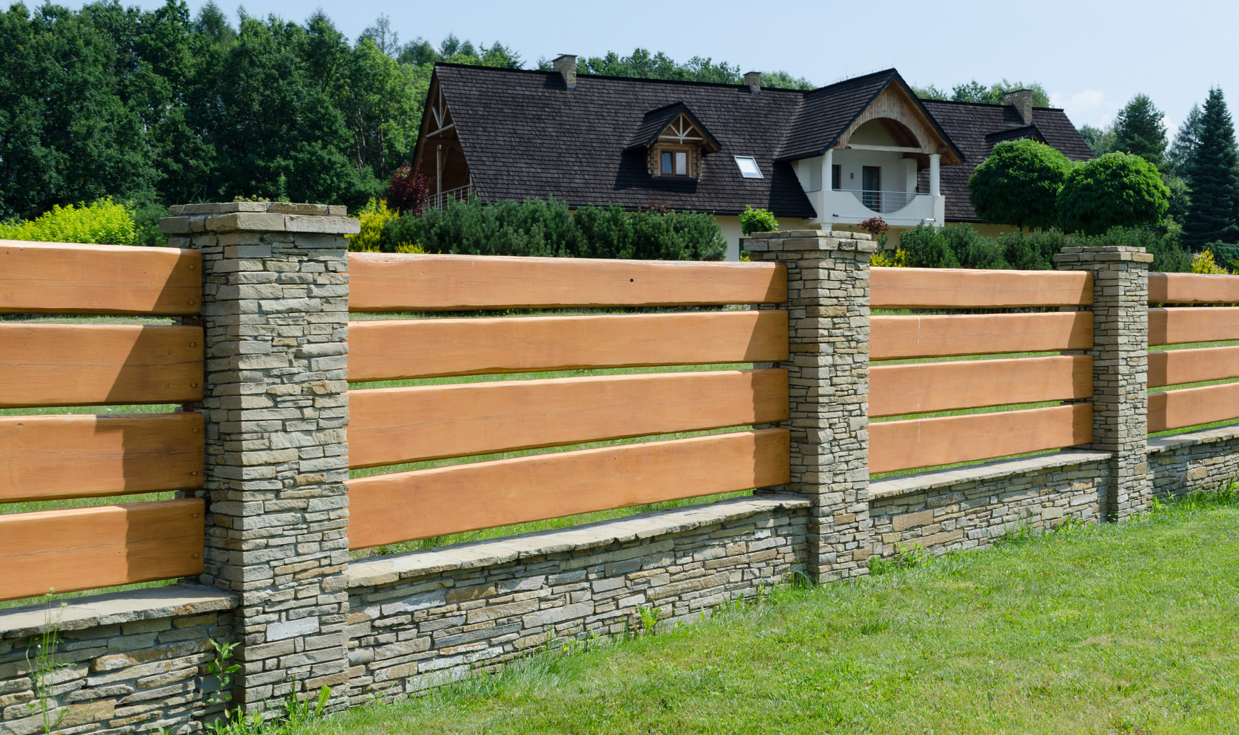 Bardage Pvc Exterieur Brico Depot Fence Companies Knoxville Tn | Recent Fence Installation