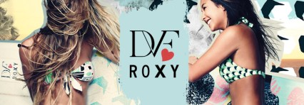 DVF for Roxy