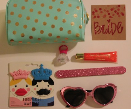 bachelorette party goody bag