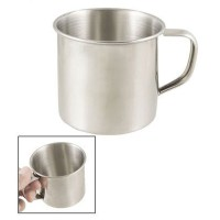 Stainless Steel Coffee Tea Mug Cup-Camping/Travel-3.5 DT ...