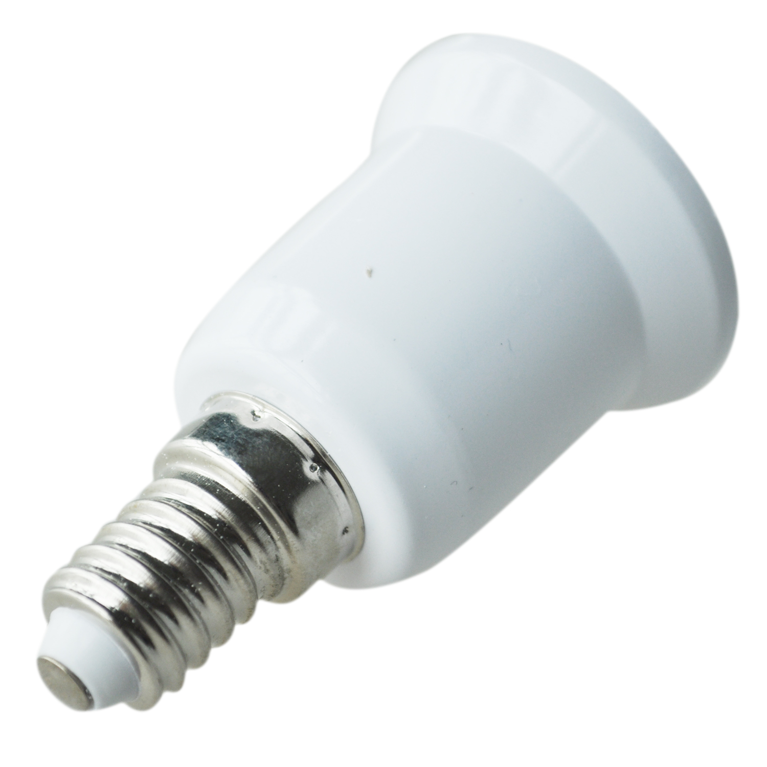 E14 E27 Adapter 3x E14 Auf E27 Led Cfl Gluehlampe Lampen Adapter Konverter
