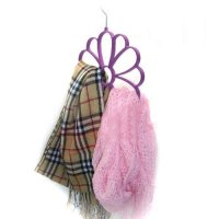Soft Scarf Hanger/Organizer for Closet Protect Scarves ...