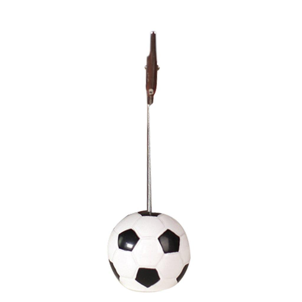 B3 Football Wire Memo Holder Paper Note Clip Ebay