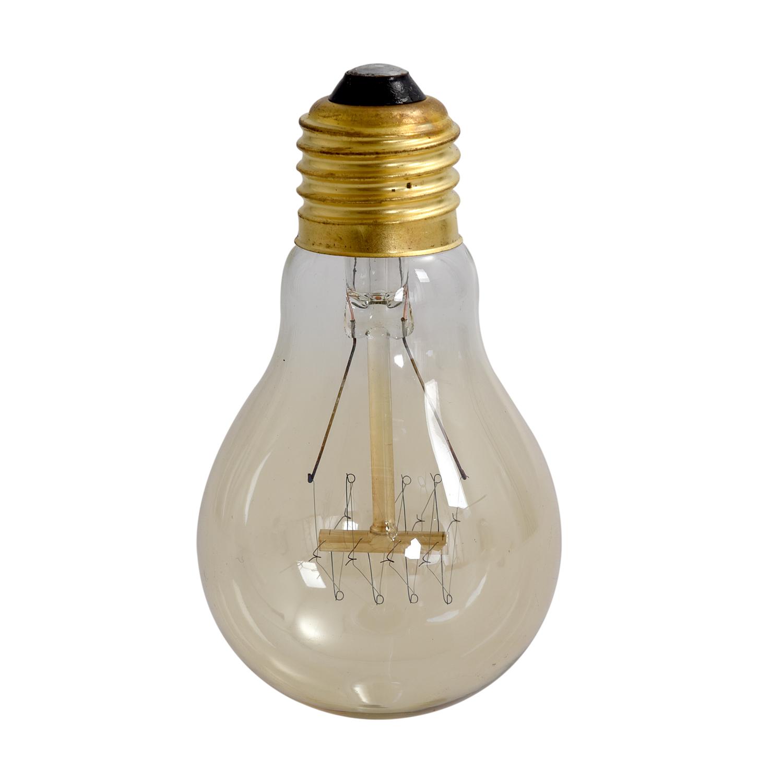 40W Vintage Retro Filament Edison Tungsten Light Bulb