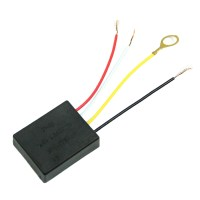 Table light Parts On/off 1 Way Touch Control Sensor Bulb ...