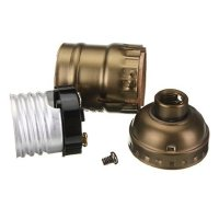 Sunny Edison Vintage Lamp Light Base socket Holder adapter ...
