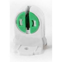 2 Pcs Fluorescent Lamp Holder Sockets for T5 Tube Light HP
