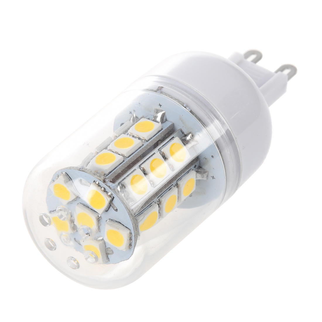 Led G9 5w Details About G9 5w 27 Led 5050 Smd Corn Bulb Lamp Spot Light Spotlight Warm White Ac 22 I7l8