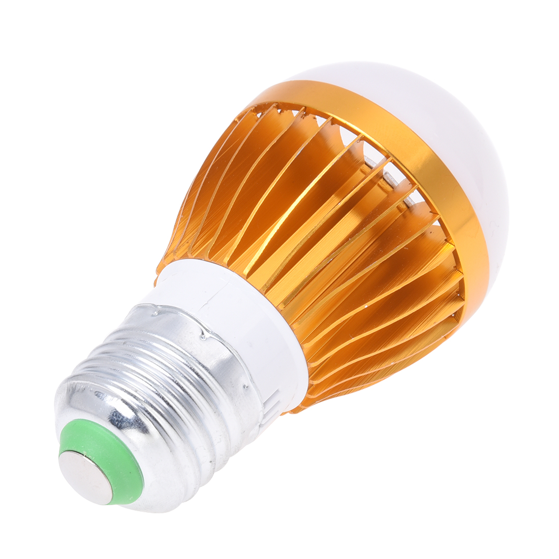 Birne Lampe E27 Wei High Power 3 Led Spotlicht Birne Lampe Strahler