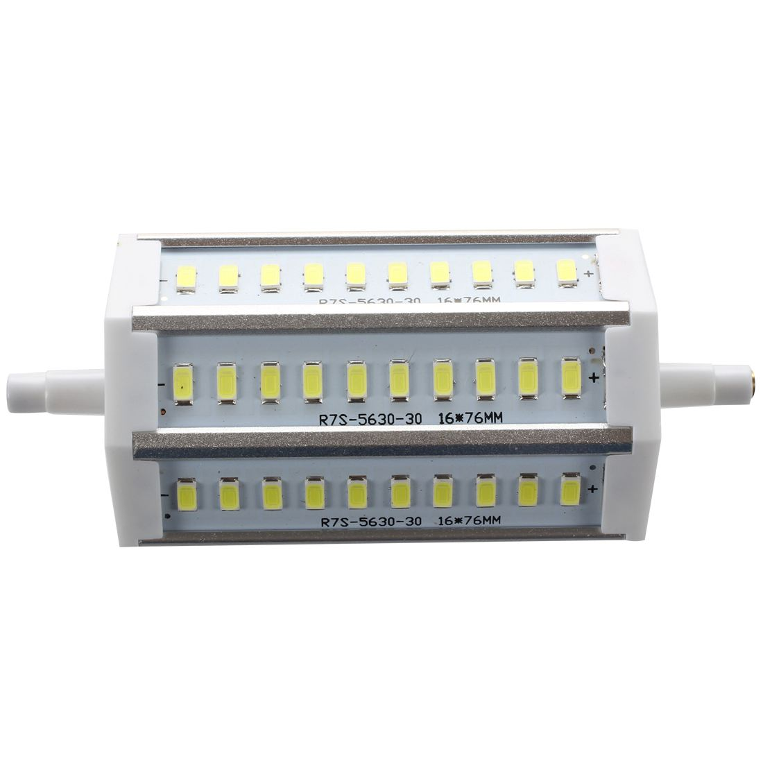 R7s Led Dimmbar R7s 12w Dimmbar 118mm 30 Smd Led Birne Weiss Halogen Scheinwerfer