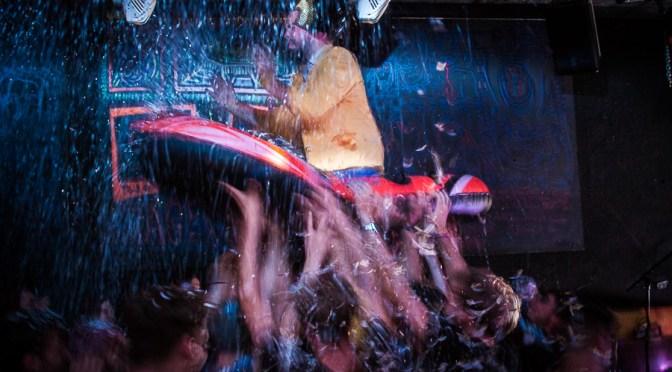 Konzertfotos: Spy Kowlik + Bananenkuchentombola