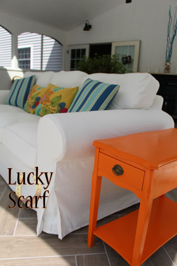 Screen Porch by Lucky Scarf