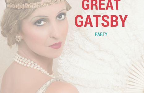 The Great Gatsby Party Extravaganza!