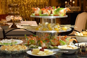 Gatsby Party Appetizers