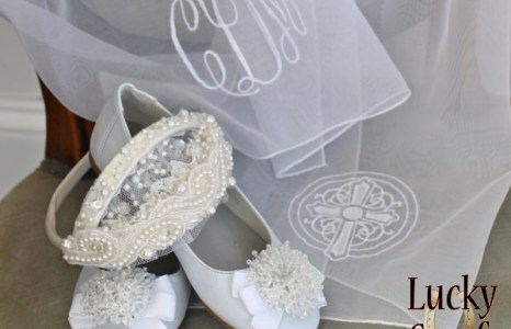 First Communion Fancies – Planning all the Details