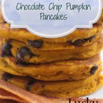To-Die-For Gluten-Free Chocolate Chip Pumpkin Pancake Recipe
