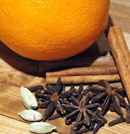Vin Chaud Spices