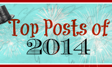 Top Posts of 2014 by Lucky Scarf & Friends