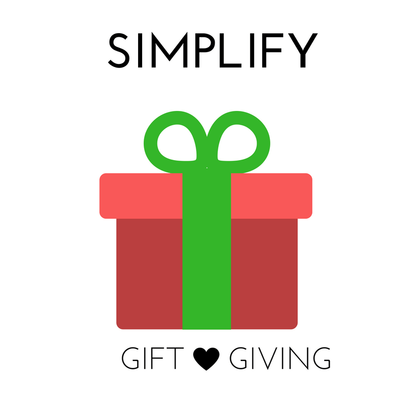 simplifygifts