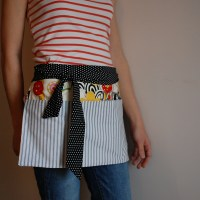 Tutorial: how to make an apron