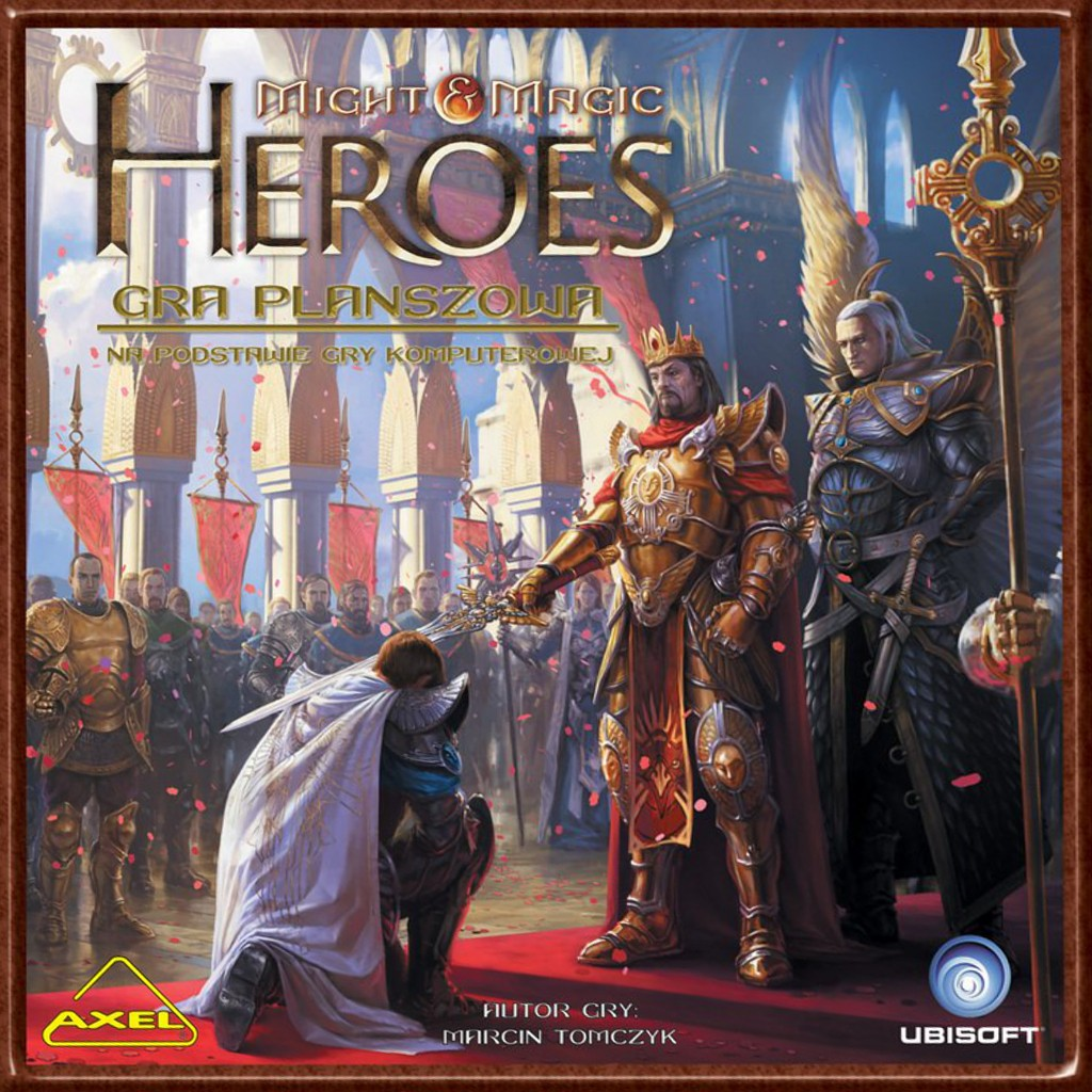 Marvel Heroes Juego De Mesa Might And Magic Heroes Juego De Mesa Ludonauta Es
