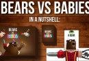 Bears & Babies un nuevo juego de cartas de los creadores de Exploding Kittens