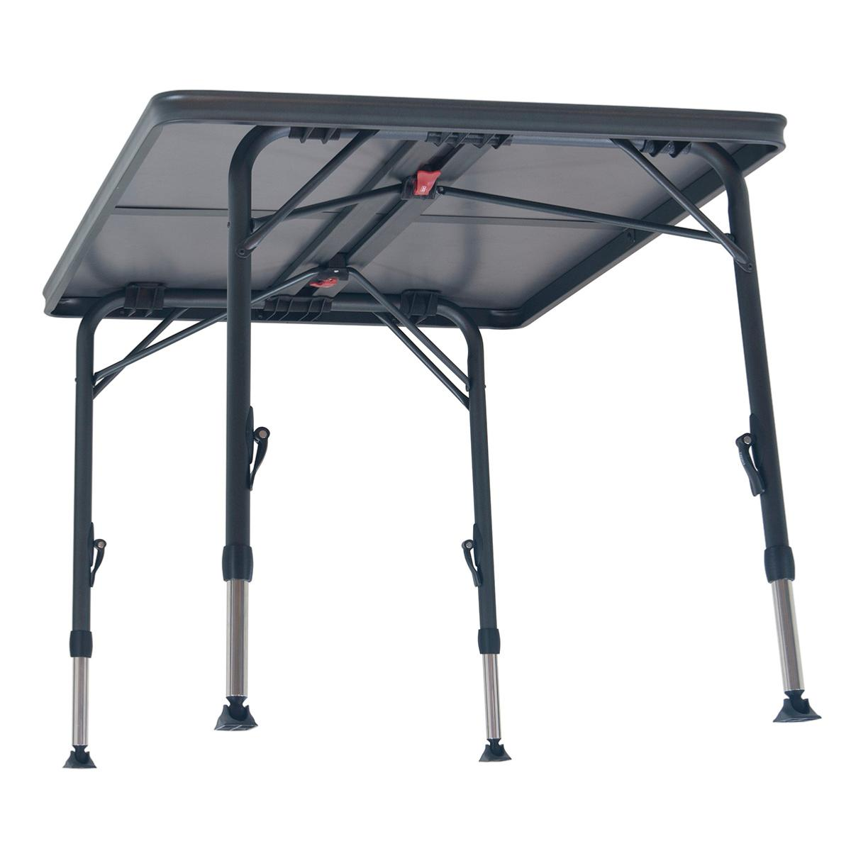 Table Pliante Légère Table De Camping Legere De Crespo 120x85 Cm