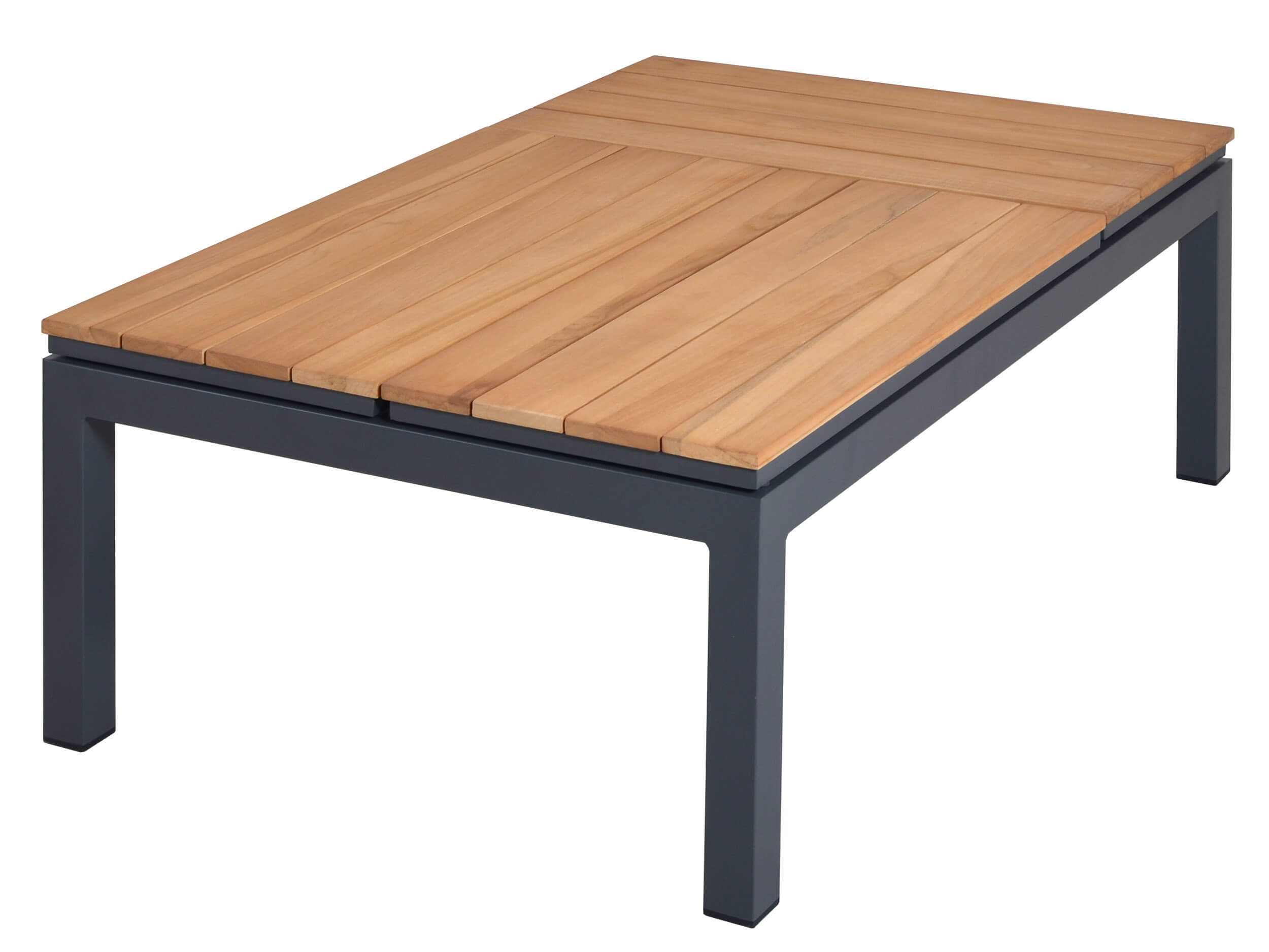 Loungemöbel Holz Outdoor Aluminium Loungemöbel Valencia Tisch Flip-up-teak ...
