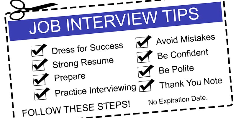 Local Professionals Give Interview Tips - LU Forum