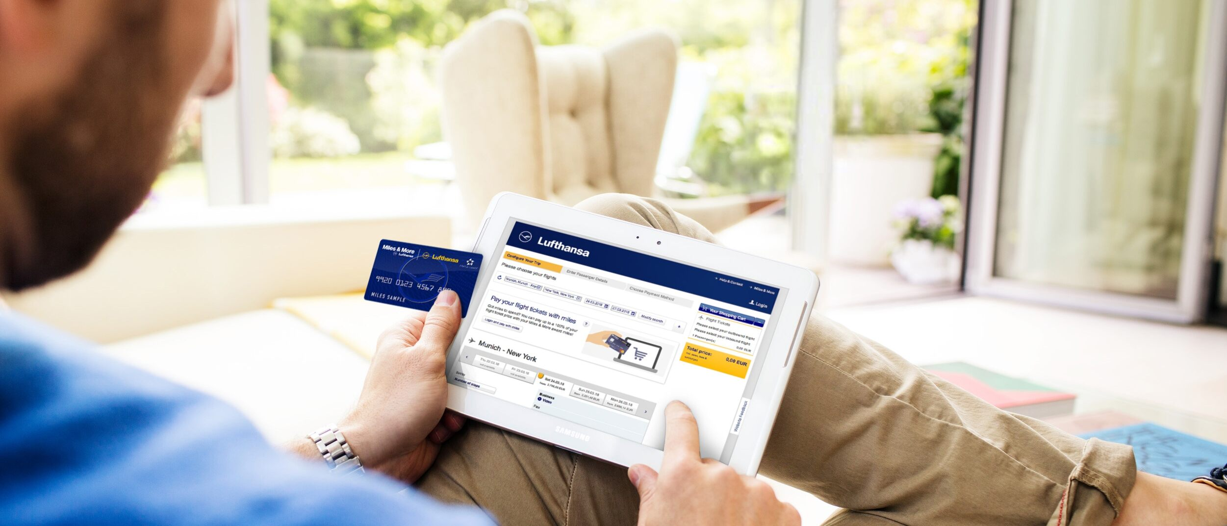 Miles And More Digital Service Card Lufthansa Great Value Flights Flight Offers Book Great Value