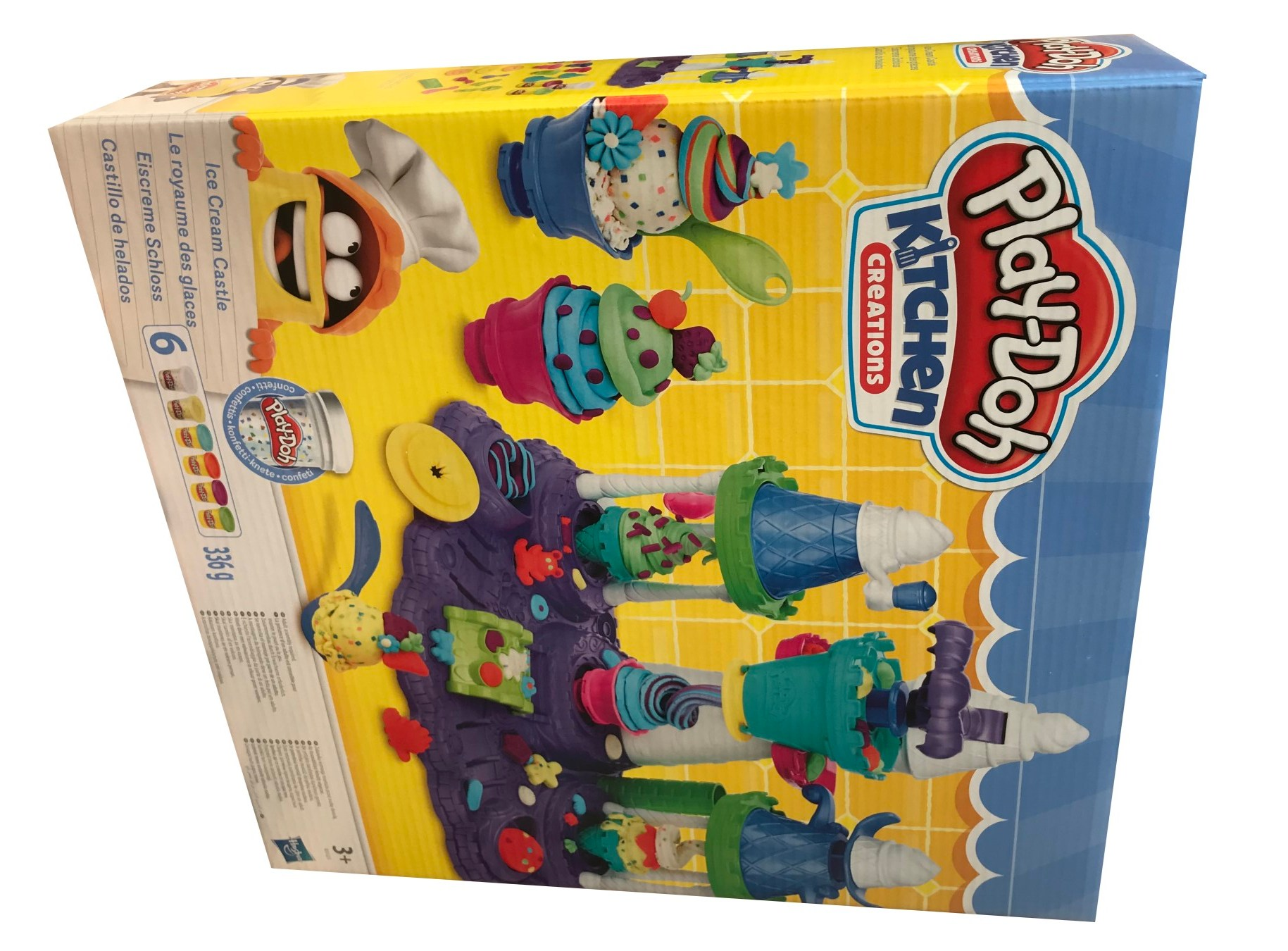 Play Doh Küche Knete Set Play Doh Burger Builder Burger KÜche Knete Kneten Neu Ebay