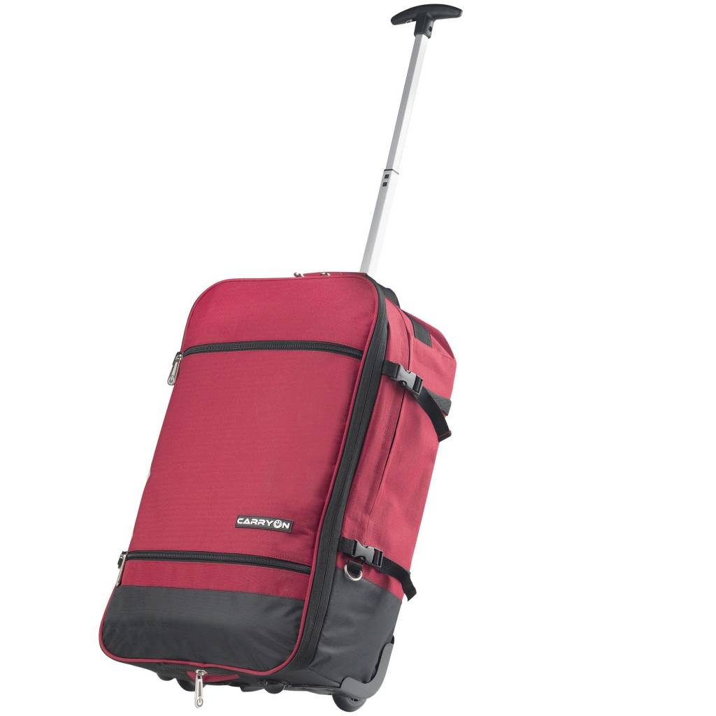 Rugzak Trolley Carry On Daily Rugzak Trolley Backpack Rood Luggage 4 All