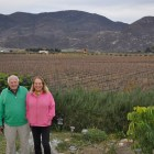 Don and Tru Miller, Adobe Guadalupe, Valle de Guadalupe