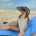 Telchac Puerto beach