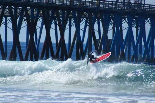 Rosarito Beach is known for its world-class surfing.
