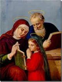 St Ann Joachim BVM