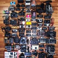 Get inspired! Câmeras analógicas