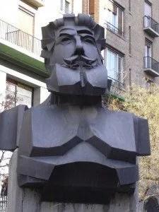 Joaquín Costa en Zaragoza