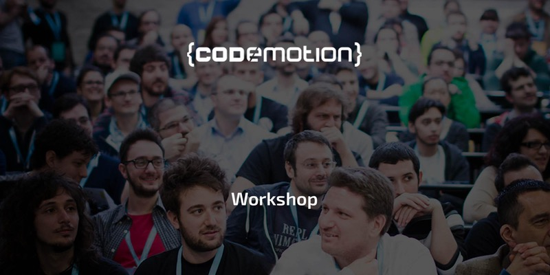 codemotion conference