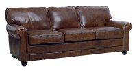 Gallery For > Leather Sofa Chair