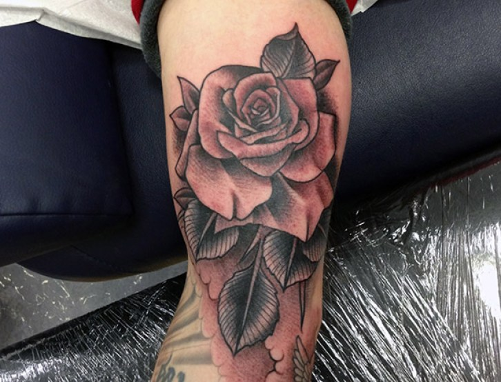 A rose done in Australia