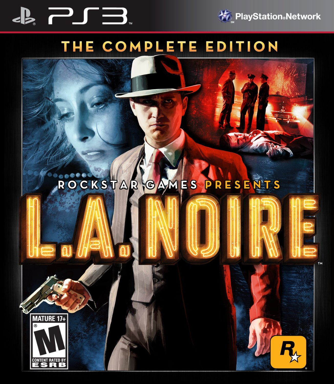 Edition For Ps3 Ps3 L A Noire The Complete Edition Playstation 3 Game