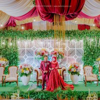 DESSY n NIJAM Wedding Day Adat Jawa Muslim