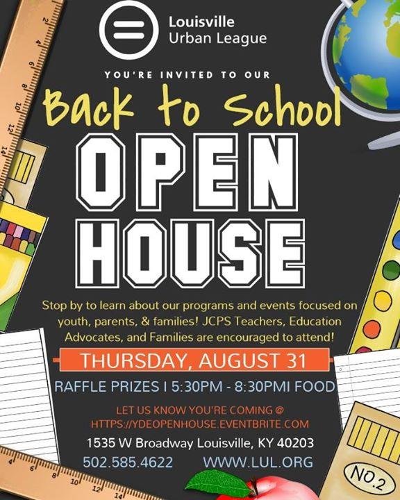 open house school flyer - Mersnproforum