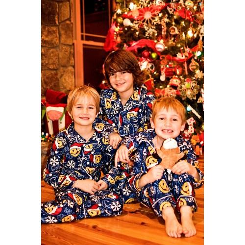 Medium Crop Of Christmas Pajamas For Kids