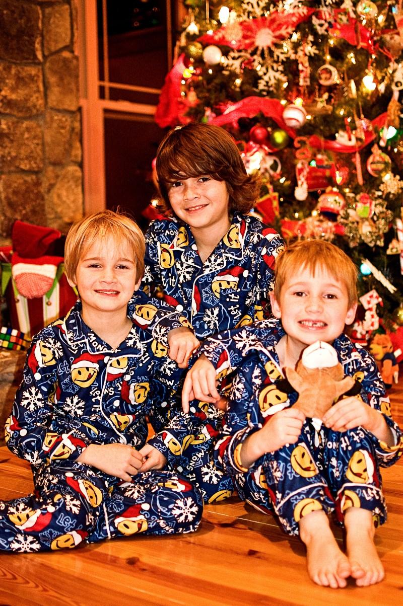Large Of Christmas Pajamas For Kids