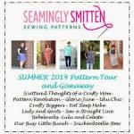 Seamingly Smitten Summer Blog Tour